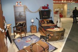 Детская комната (юный пират)