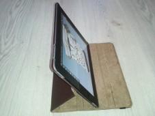 Позиция планшета средняя