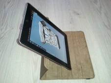 Вертикальная позиция планшета