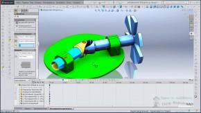Добавление двигателя в анимацию