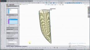 Сетка и топология пантона