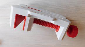 Тиски механические. 3D-печать